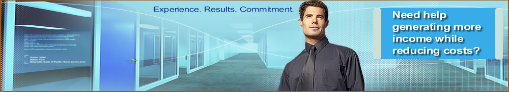 business experience results commitment
